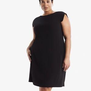 MM LaFleur Sarah 7.0 Dress 3A +3 Black